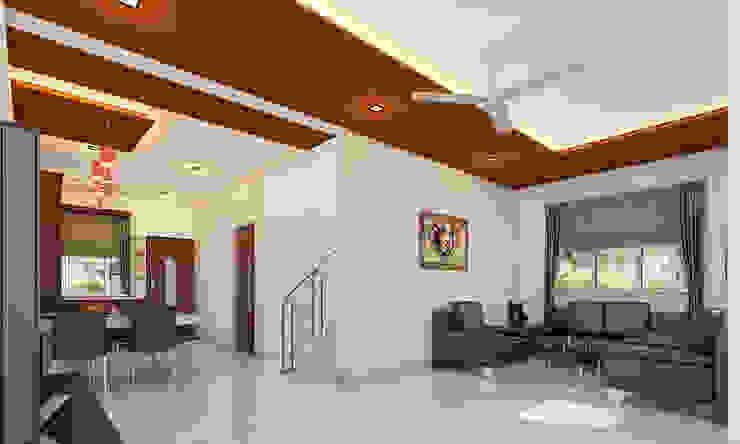 Living room..: modern  by Altitude Interior designer ,Modern