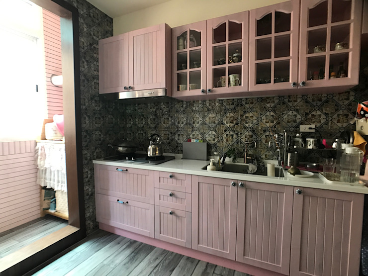 Kitchen by CKY DECO, Country