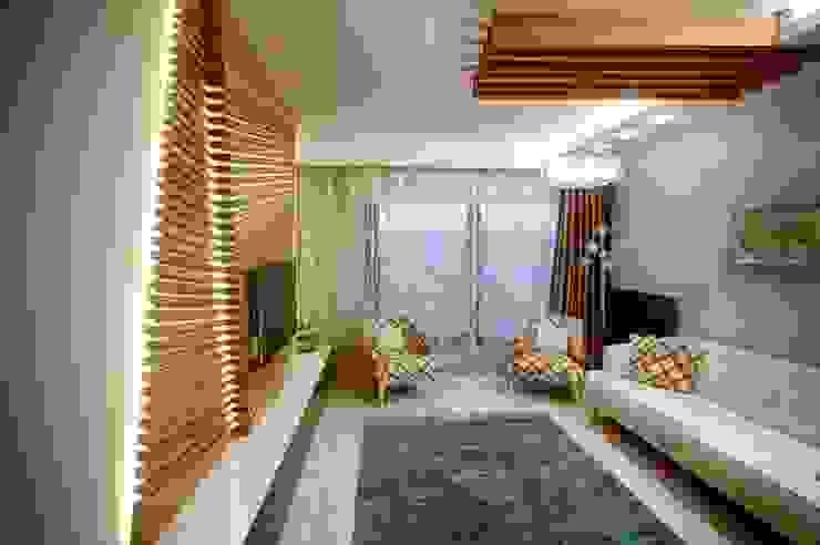 Modern living room by Ofis Mimarlık Modern