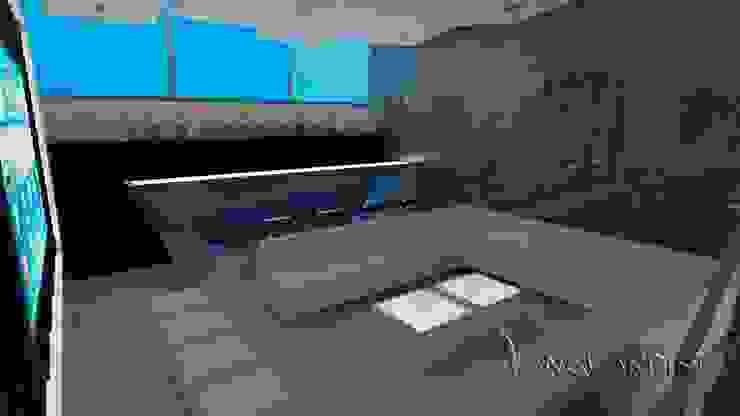 PROYECTO TERRAZA Y DISCOTECA LA PLANICIE – LIMA PERU de Vanguardist Design Studio Moderno
