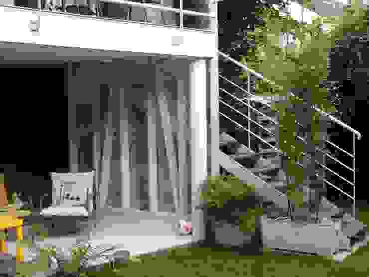 Maison à Antony Jardin d'hiver moderne par ATO ARCHITECTURE Moderne