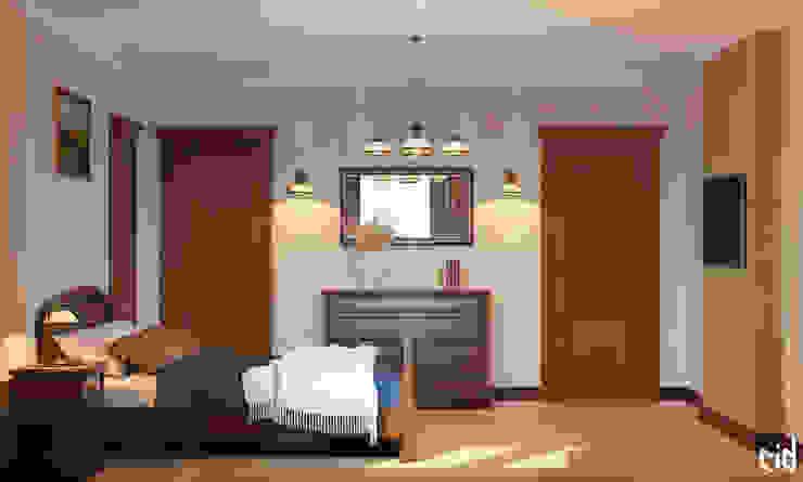 Center of interior design Classic style bedroom