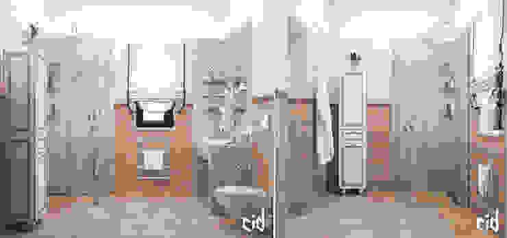Center of interior design Classic style bathrooms