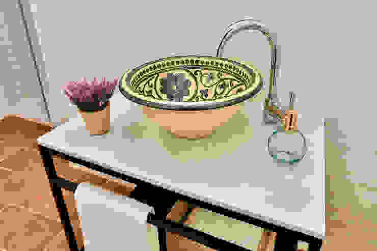 Mediterranean style bathrooms by StudioBMK Mediterranean