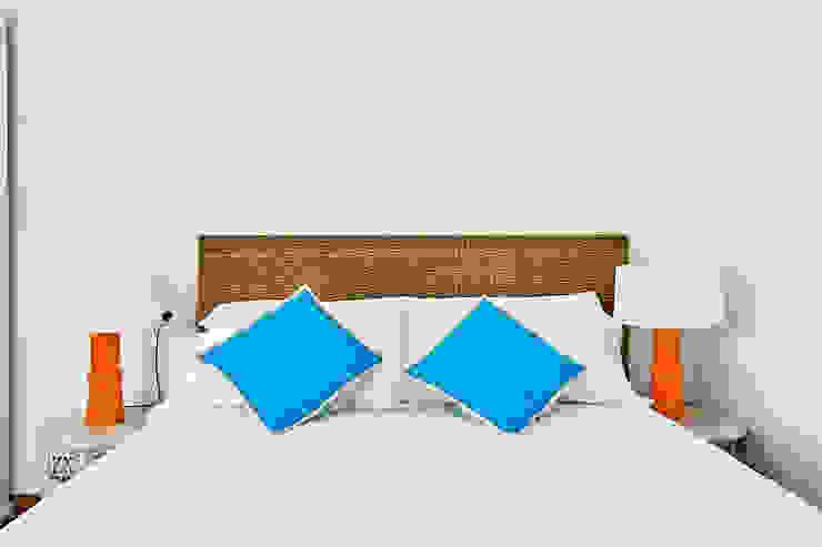 Mediterranean style bedroom by StudioBMK Mediterranean