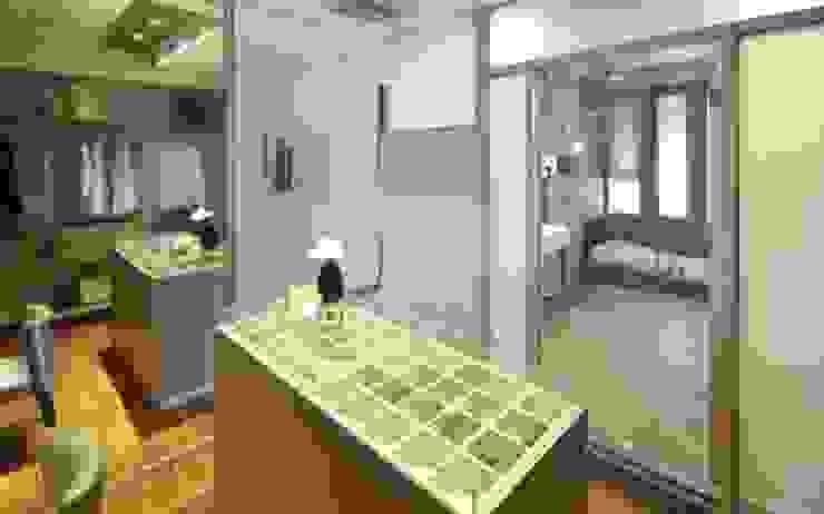 Ruang Ganti Modern Oleh 大也設計工程有限公司 Dal DesignGroup Modern