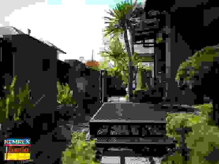 งานฐานราก Terrace บ้านคุณพรชัย โดย บริษัทเข็มเหล็ก จำกัด