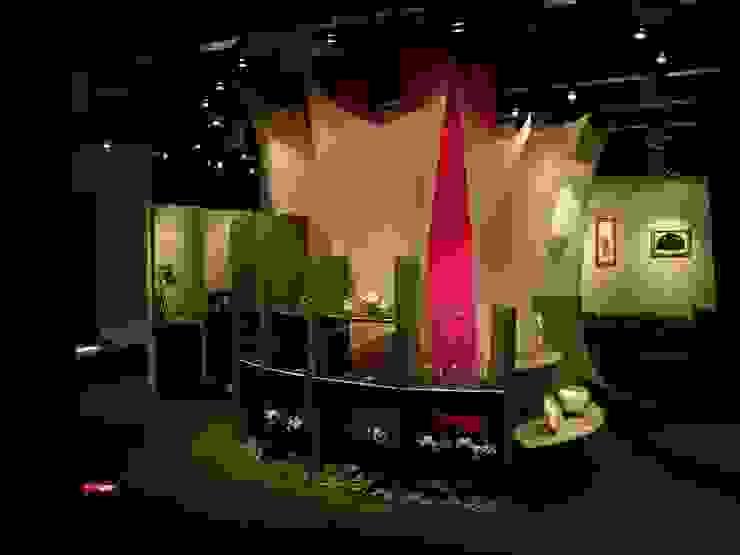台南國際蘭展 根據 大也設計工程有限公司 Dal DesignGroup 日式風、東方風