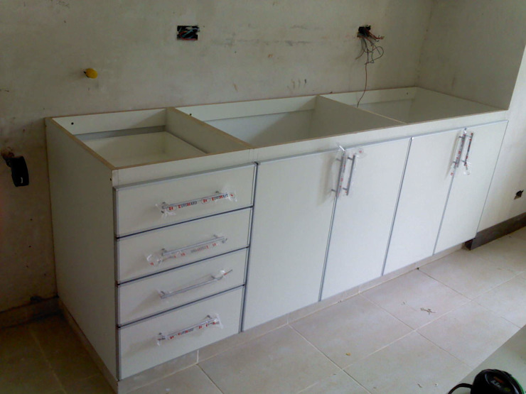 Yatar Amoblamientos KitchenStorage White