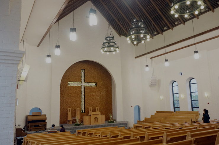 율량동 좋은교회 by 건축사사무소 이레EL