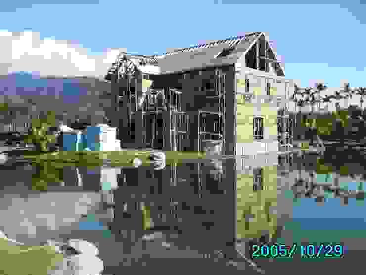 屋頂防水夾板施作 根據 台灣環球住宅股份有限公司