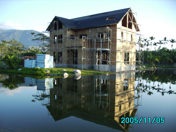 屋頂防水層 根據 台灣環球住宅股份有限公司