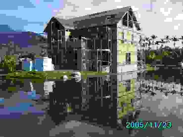 結構體完工 根據 台灣環球住宅股份有限公司