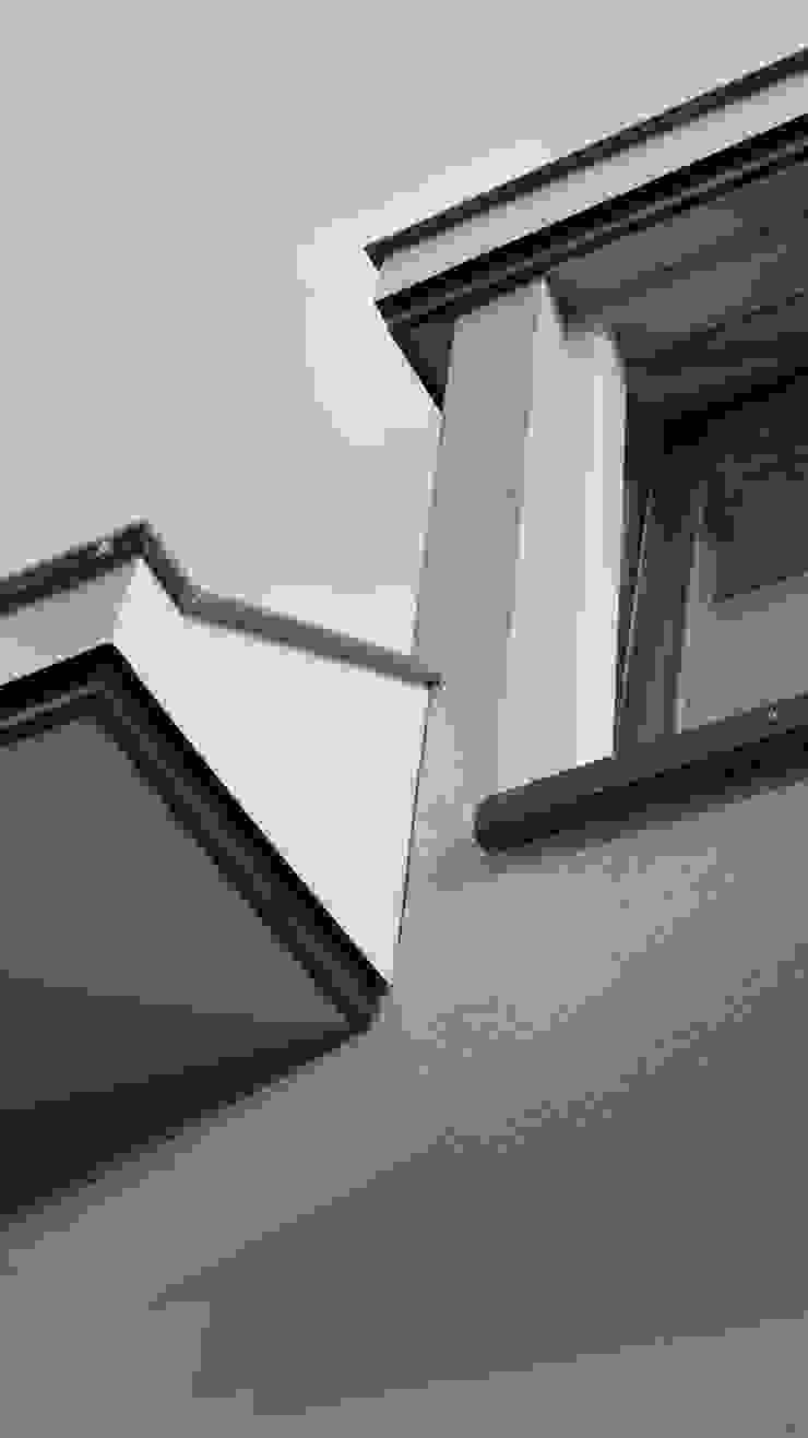 Detail nieuwe dakkapellen van LJW Architectuur