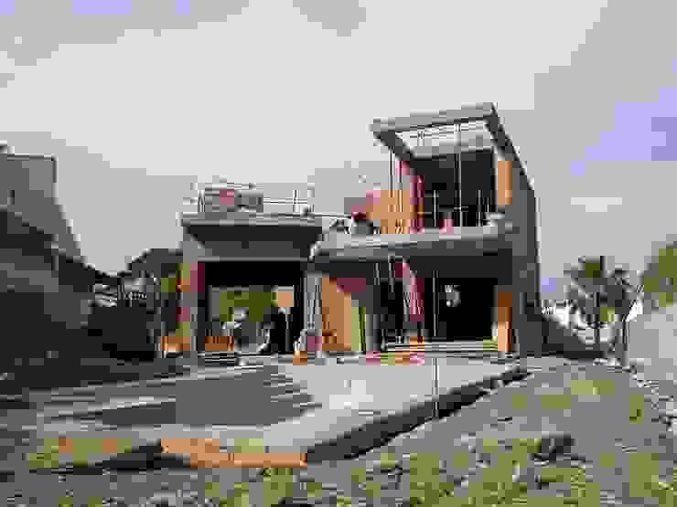 Maisons modernes par SPArquitectos Moderne