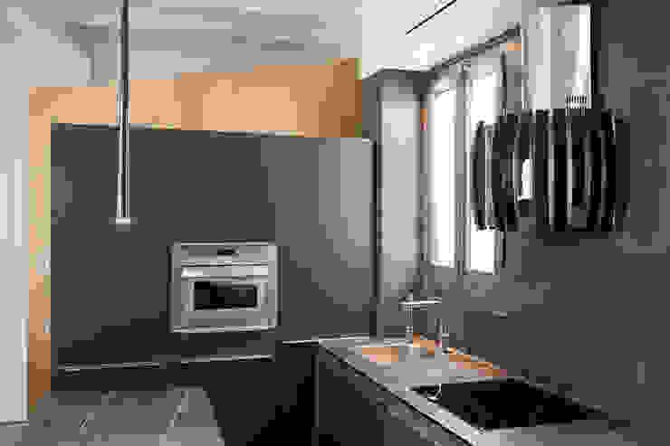 Cocinas de estilo  por jorge rangel interiors,