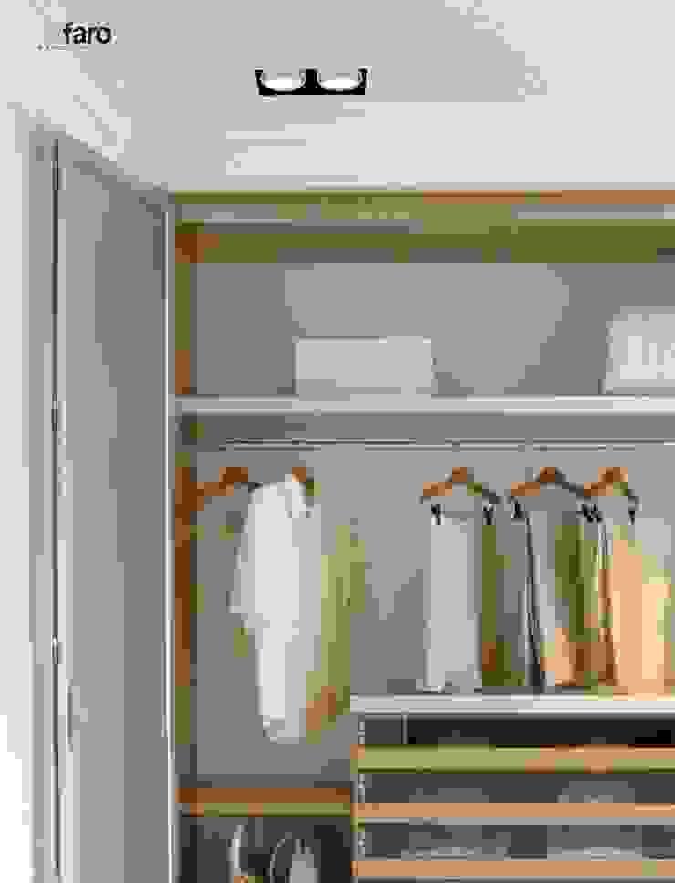 Rufo Iluminación Giyinme OdasıIşıklandırma