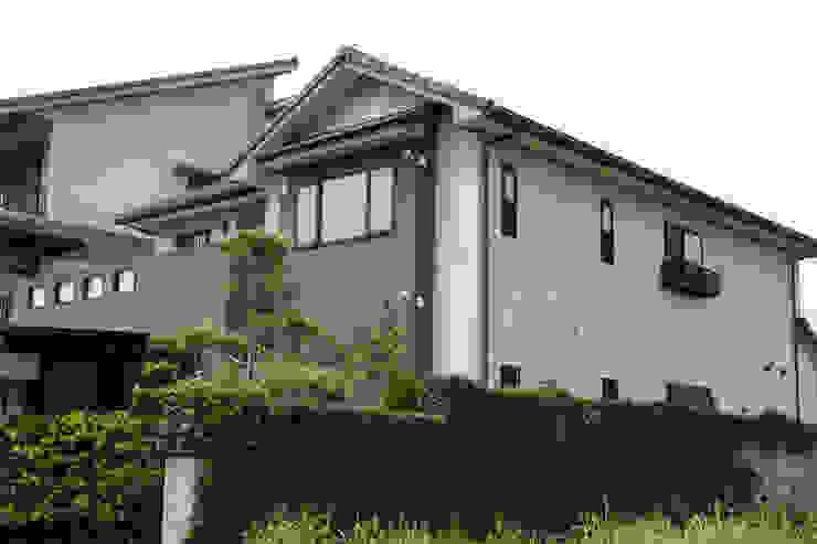節能環保綠建築 Asian style houses by 台日國際住宅股份有限公司 Asian