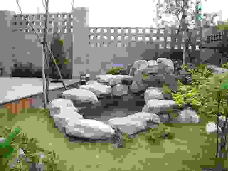 Casas de estilo  por 台日國際住宅股份有限公司