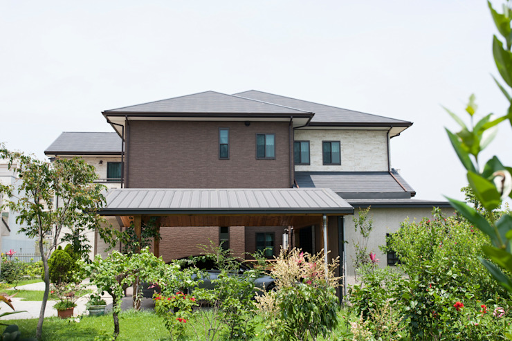 技轉日本百年鋼鐵公司,打造耐震鋼構住宅 根據 台日國際住宅股份有限公司 日式風、東方風