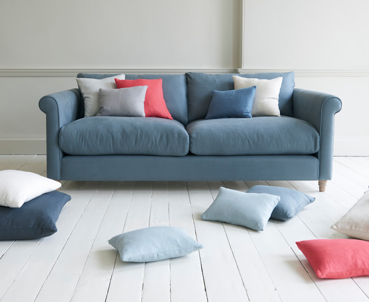 Loaf's NEW clever linen fabric range di Loaf Classico