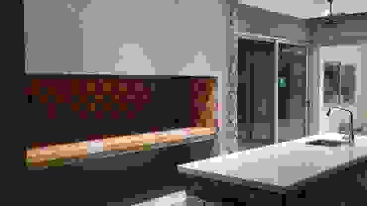 Casa en Barrio Cerrado Comedores modernos de Grupo PZ Moderno
