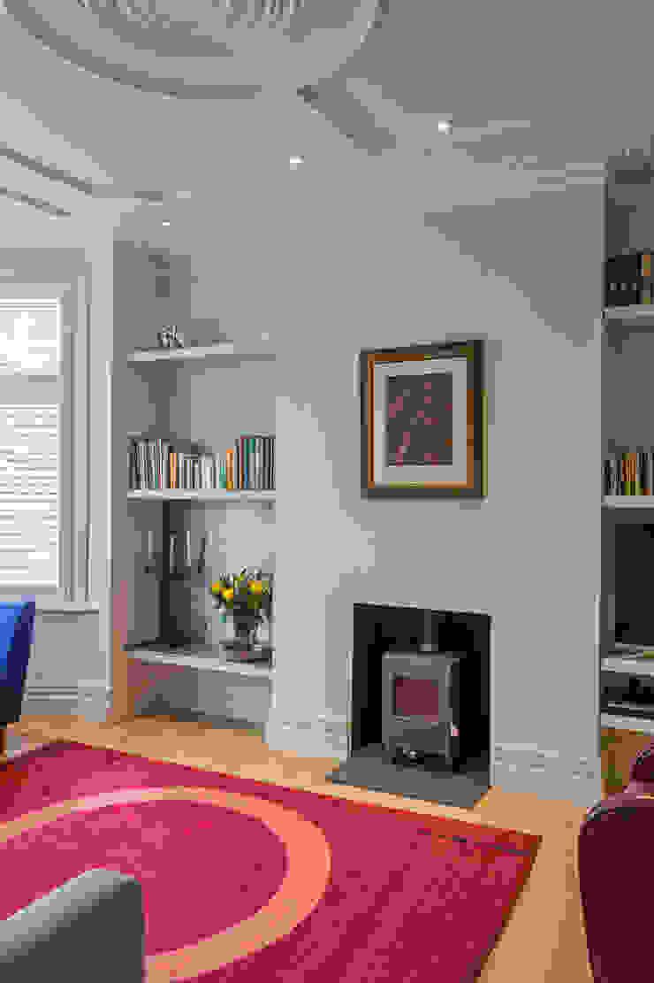 Living room Modern Living Room by Studio Mark Ruthven Modern