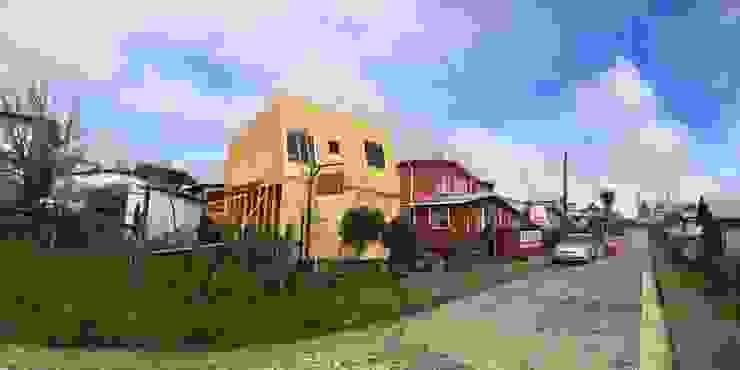 Vivienda Melipulli. Casas estilo moderno: ideas, arquitectura e imágenes de homify Moderno