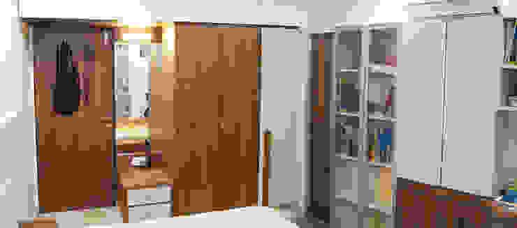 Sahibaugh Modern style bedroom by Hightieds Modern