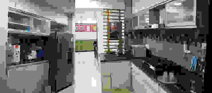 Sahibaugh Modern kitchen by Hightieds Modern