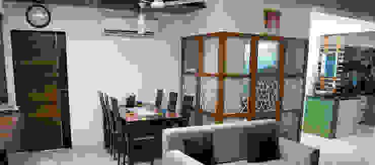Sahibaugh Modern dining room by Hightieds Modern