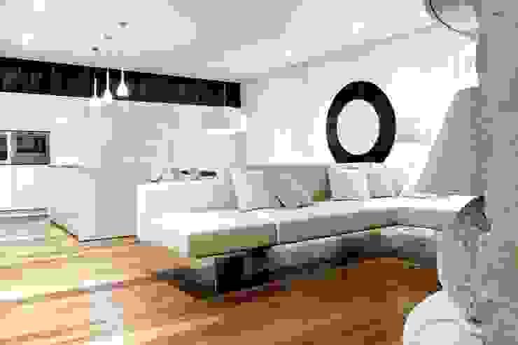 Illuminazione del Salotto: 40 Idee a Cui Ispirarsi