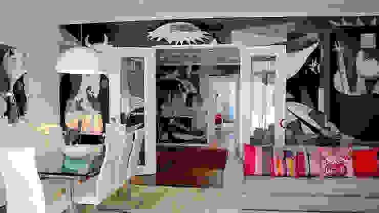 Modern Living Room by FEMMA Interior Design Modern