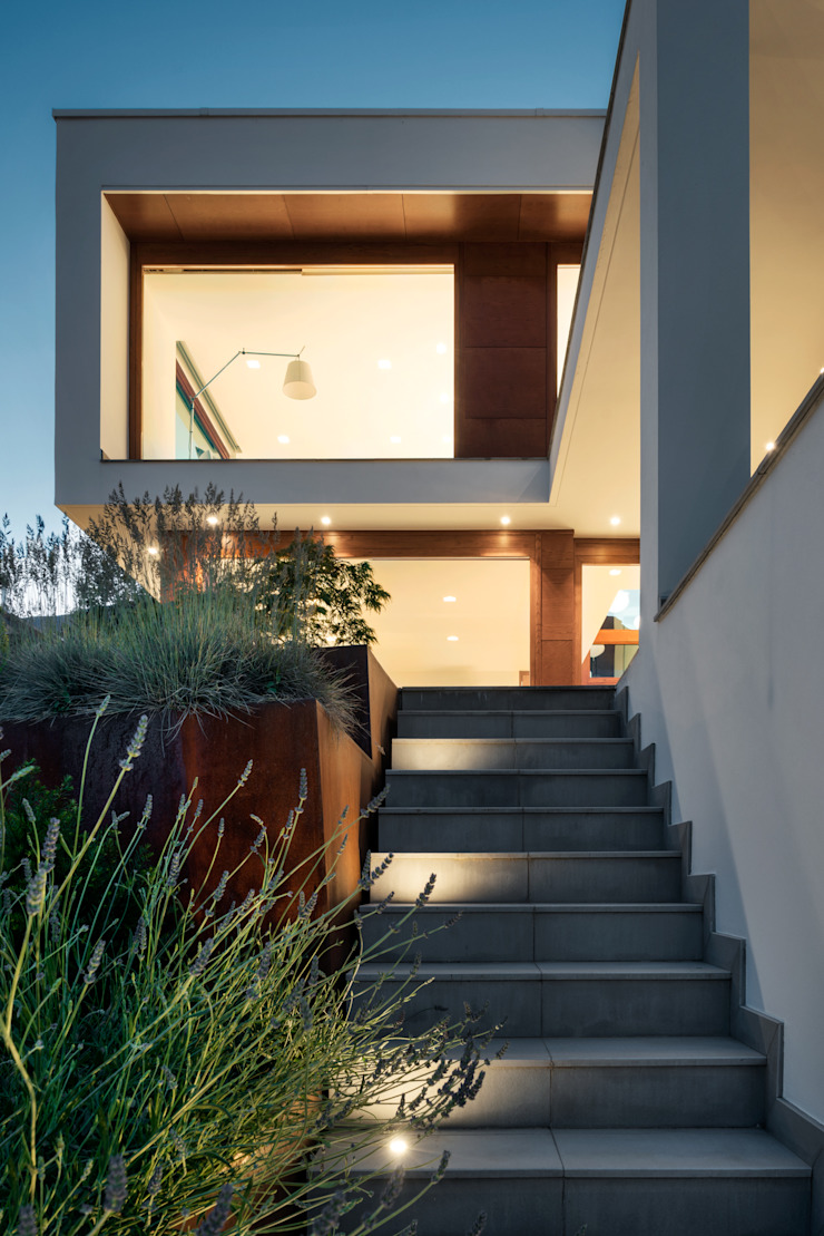Elle Maison Giardino moderno di Damilano Studio Architects Moderno