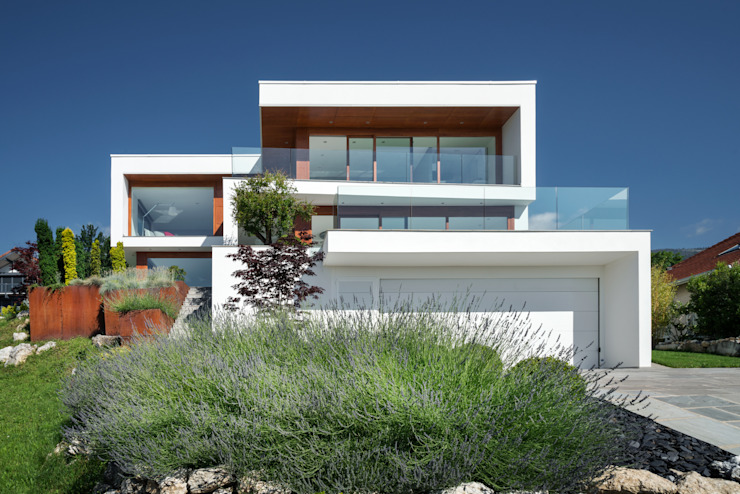 Elle Maison Case moderne di Damilano Studio Architects Moderno