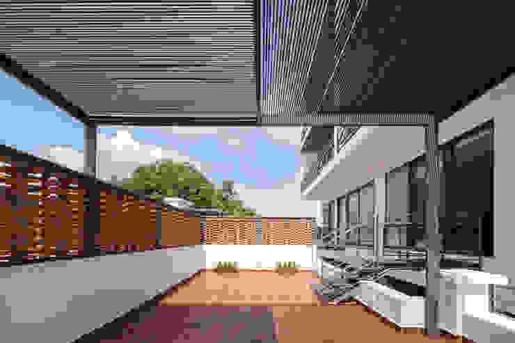 Trama Arquitectos Patios & Decks
