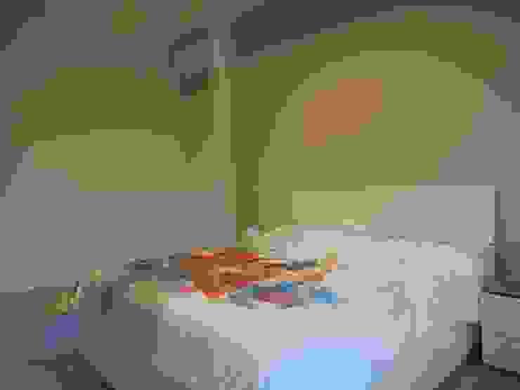 studionove architettura Modern style bedroom