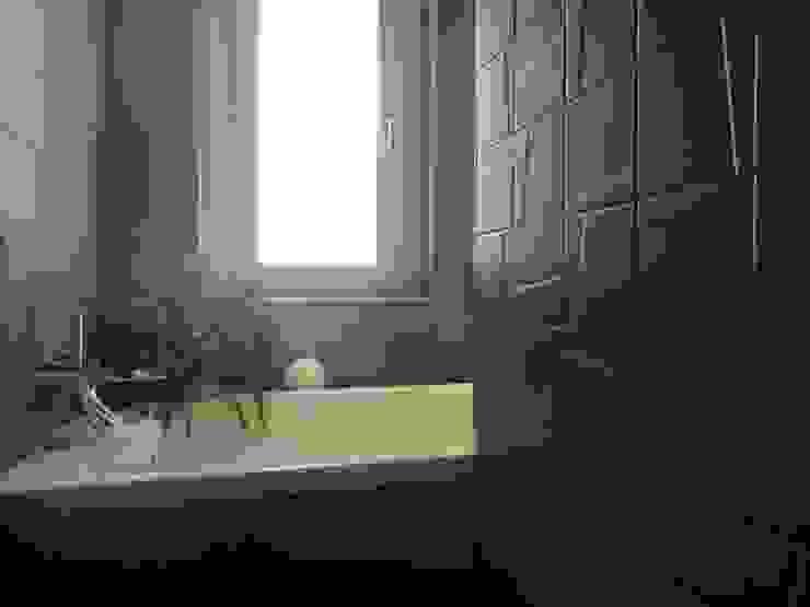 studionove architettura Modern bathroom
