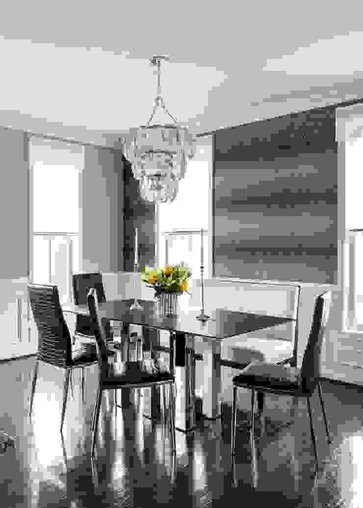 Viva Vogue - Dining Room Lorna Gross Interior Design Modern dining room
