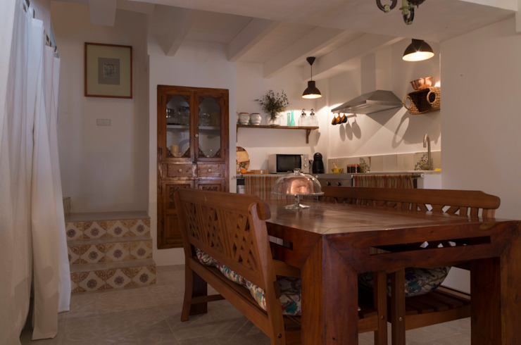 FGMarquitecto Country style dining room