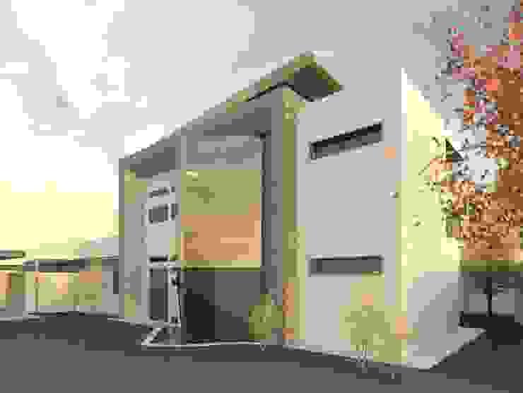 Modern House in Secunda /1 Modern houses by Essar Design Modern