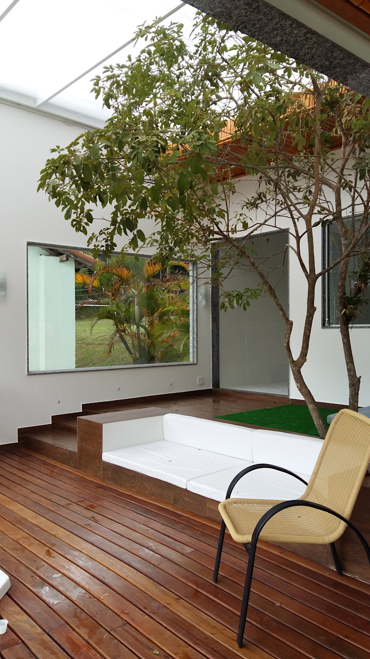 Ana Adriano Design de Interiores Spa eclettica