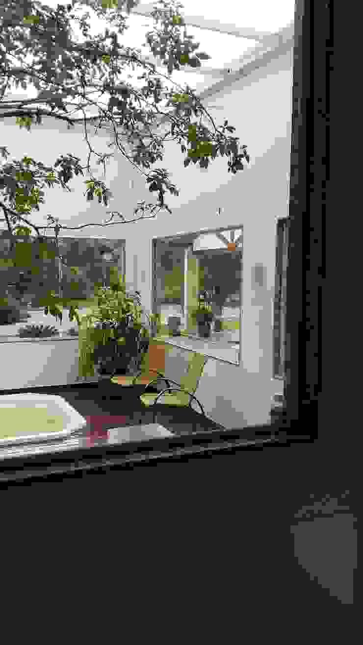 Ana Adriano Design de Interiores Spa Gaya Eklektik