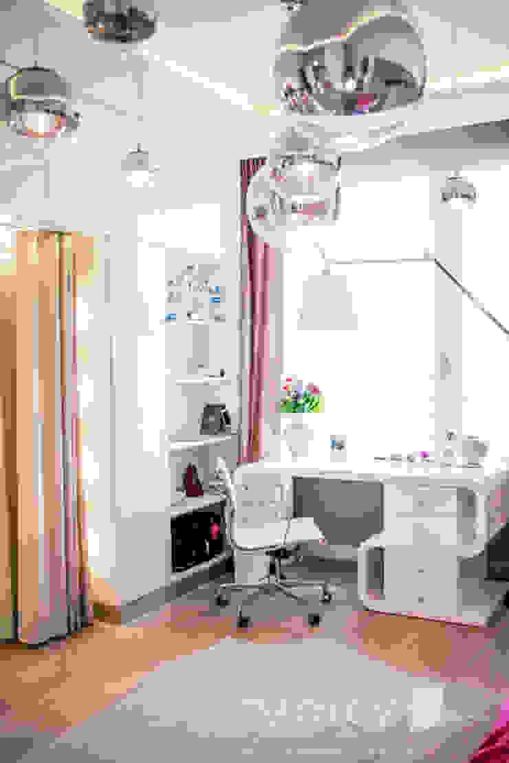 TiM Grey Interior Design Modern nursery/kids room