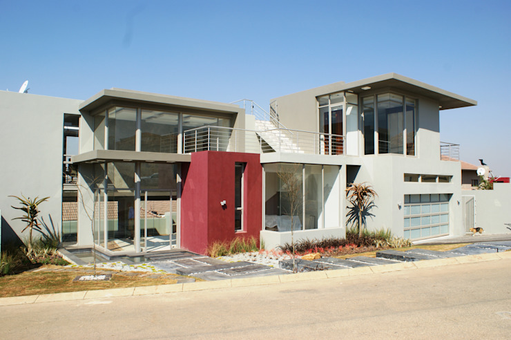 Houses by Essar Design, Modern