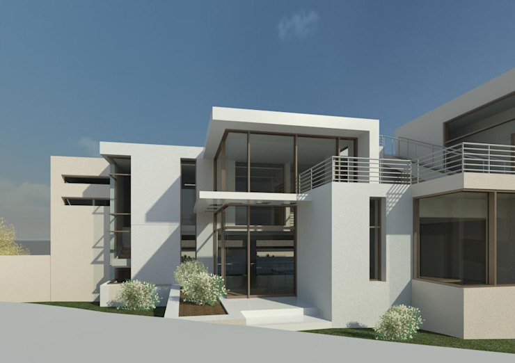 House in Kyalami: modern  by Essar Design, Modern