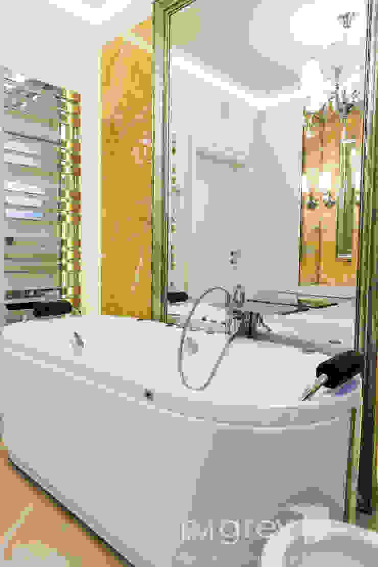 TiM Grey Interior Design Classic style bathroom