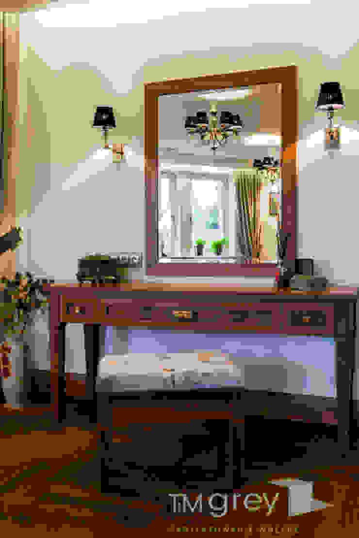 TiM Grey Interior Design Classic style bedroom