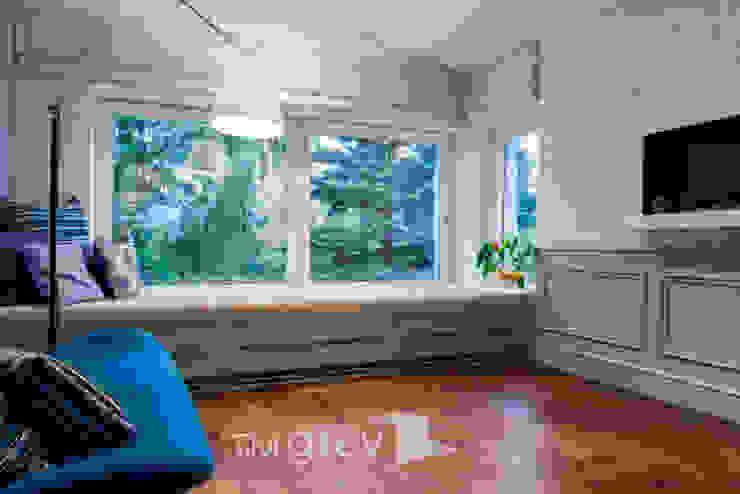 TiM Grey Interior Design Classic style nursery/kids room