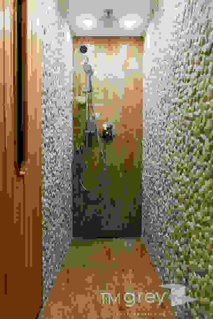TiM Grey Interior Design Classic style spa